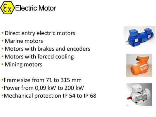 1-ex motor