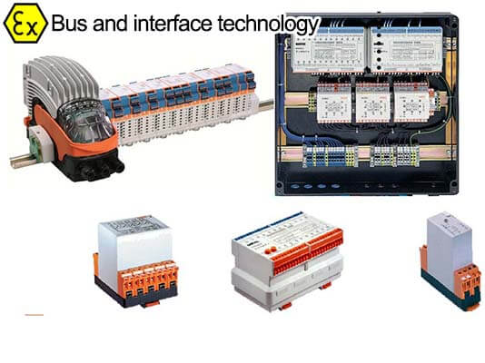 4- Ex bus and interface technology
