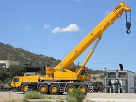 4- Mobile Cranes