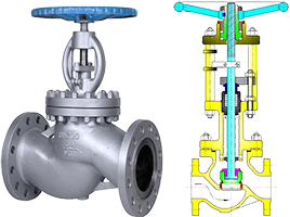 5-Globe valve